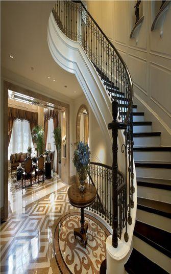 10-15万140平米四室两厅欧式风格楼梯效果图