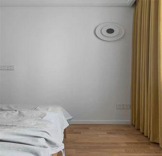 90平米四室两厅北欧风格卧室装修效果图