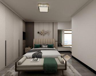 30平米以下超小户型中式风格卧室欣赏图