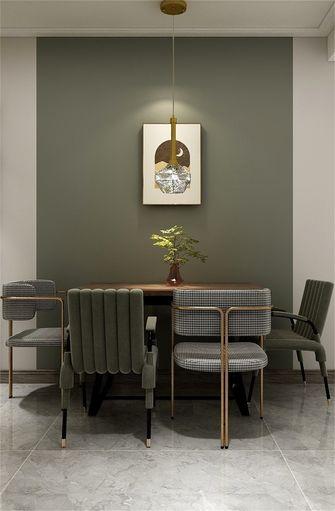70平米公寓美式风格餐厅图片大全