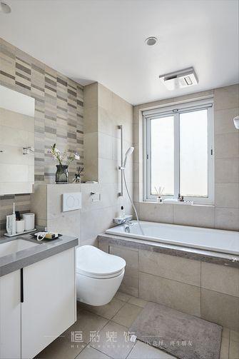 20万以上140平米四室两厅北欧风格卫生间装修案例