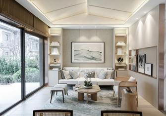 80平米公寓中式风格客厅图片大全
