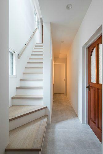 70平米日式风格楼梯间装修图片大全