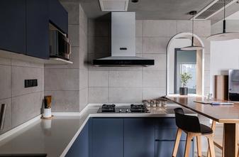100平米三室一厅欧式风格厨房图
