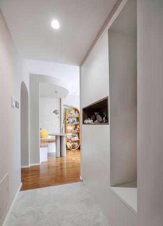 60平米公寓混搭风格玄关效果图