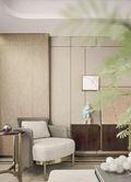120平米三室两厅欧式风格客厅图片