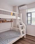 140平米三室两厅现代简约风格儿童房欣赏图