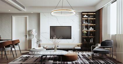 10-15万100平米三室一厅欧式风格客厅图片大全