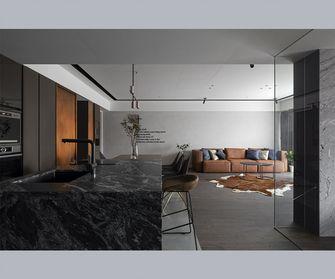 120平米一室一厅法式风格客厅装修案例