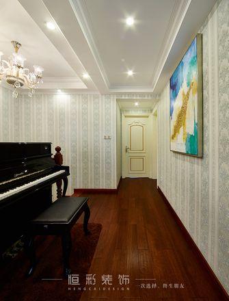 20万以上140平米四室两厅法式风格书房图片