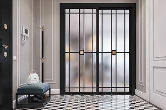 50平米一居室欧式风格玄关图