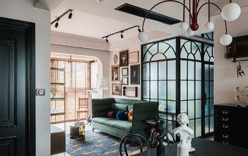 80平米三新古典风格客厅效果图