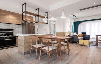 140平米四北欧风格餐厅装修案例