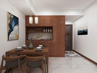 70平米公寓中式风格餐厅设计图