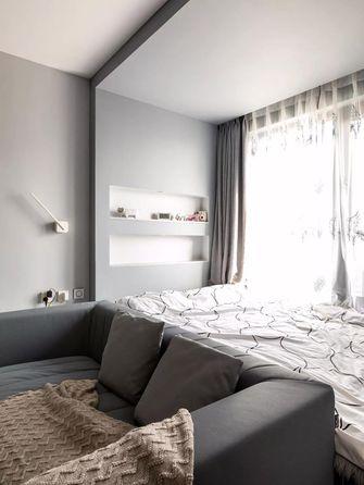 50平米公寓新古典风格阳台图片大全