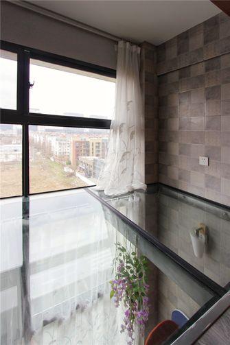40平米小户型中式风格阳台图片