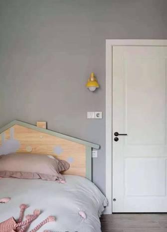 90平米三室两厅混搭风格儿童房装修案例