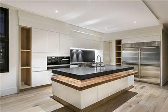 140平米别墅北欧风格厨房设计图
