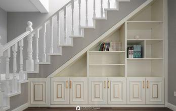 20万以上140平米别墅法式风格楼梯间装修效果图