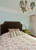 富裕型120平米三室两厅地中海风格儿童房欣赏图