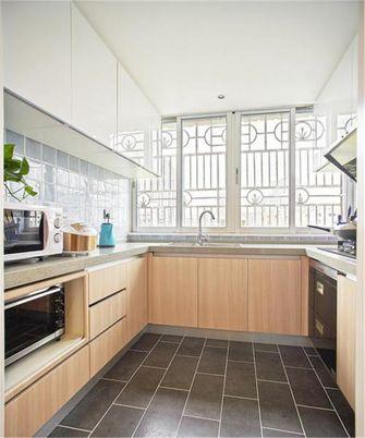 110平米北欧风格厨房效果图