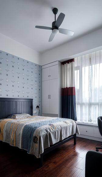 120平米三室两厅中式风格儿童房效果图