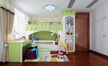 15-20万140平米四室两厅东南亚风格儿童房设计图