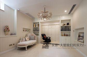 20万以上140平米三室一厅新古典风格储藏室设计图