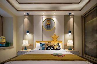 140平米四室两厅中式风格儿童房图片大全
