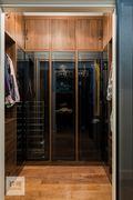 130平米三室两厅美式风格衣帽间装修案例