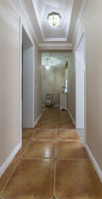 110平米三美式风格走廊效果图