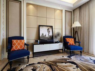 120平米四室两厅新古典风格客厅图