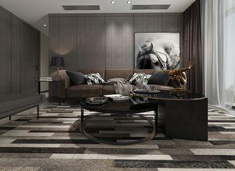 130平米三室一厅宜家风格客厅装修图片大全