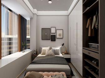 140平米四室一厅混搭风格卧室图片大全