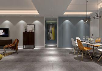 130平米三室两厅混搭风格走廊效果图
