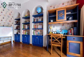 140平米别墅地中海风格儿童房图片大全