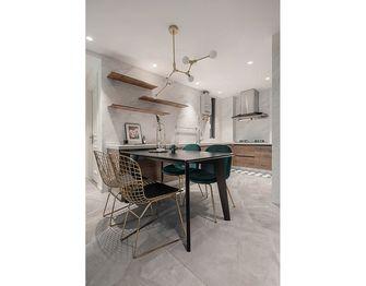 140平米公寓法式风格餐厅效果图