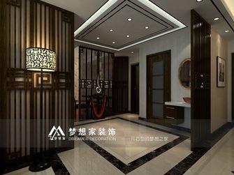 5-10万100平米三室两厅中式风格玄关灯饰图
