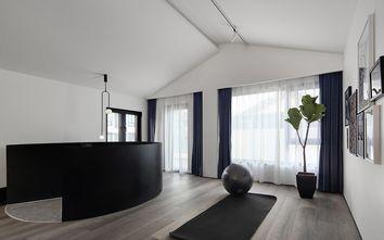 140平米别墅现代简约风格阁楼设计图