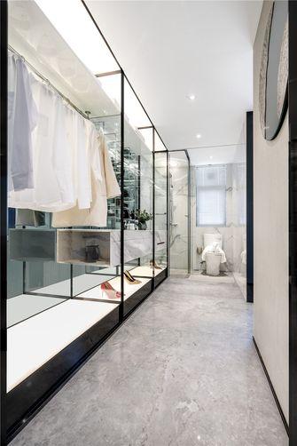 110平米三室两厅现代简约风格衣帽间图片大全