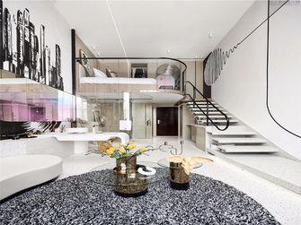 110平米三室三厅法式风格客厅装修效果图