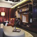 90平米三现代简约风格影音室图片