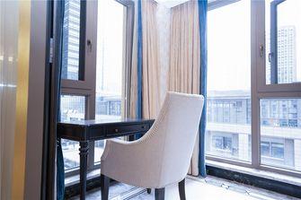 140平米四室两厅美式风格阳台装修案例