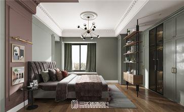 140平米四室两厅法式风格卧室装修效果图