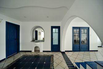 120平米复式地中海风格走廊图