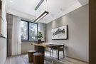 120平米三室一厅宜家风格书房装修效果图