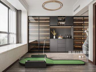 140平米三室两厅其他风格健身室设计图