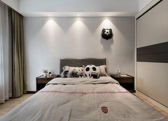 90平米三室一厅现代简约风格儿童房装修案例