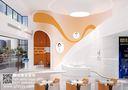 140平米公寓宜家风格厨房图