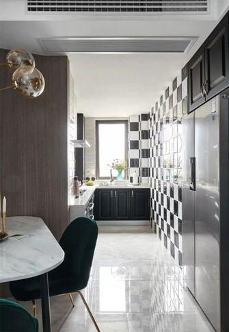 80平米新古典风格厨房图片